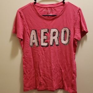 Aeropostale Sequined Tee